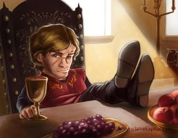 Tyrion by rice-claire