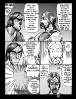 Pih McNy: the comic -page 20 by ArtBennyRGrau