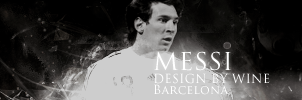 messi banner by xianmin