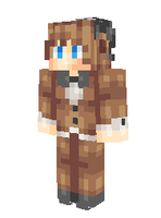 Freddy Fazbear Humanized | Minecraft Skin by LILDanica