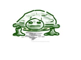 Turtle by exintrovert