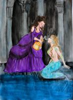 Give me your voice by DaughterGothel