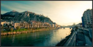 Tiny Grenoble by songe