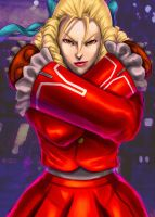 KARIN STREET FIGHTER V by DarroldHansen