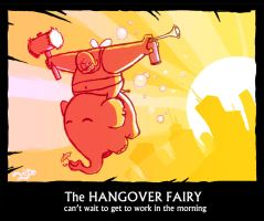 The Hangover Fairy by Ratrien
