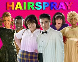 Hairspray by grombolia