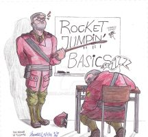 TF2 - Rocket jumping classes with Tech by Nicolas-SW