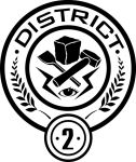 district 2 seal by trebory6 district 3 seal by trebory6 Hunger Games Capitol Seal Vector