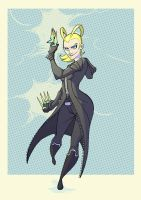 Larxene by JuliaMadrigal