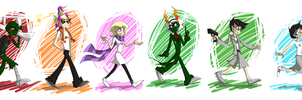 Homestuck Kids by 7-Days-Luck