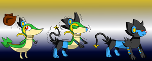 Luxray TF by PikachuFan60