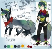 new char: Vincent by Aibyou