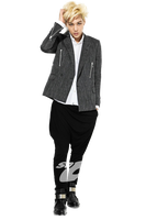 [PNG/Render] Kai@So Cool Magazine by THAObyeons