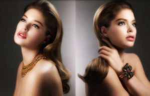 Doutzen kroes 6 by alubb77