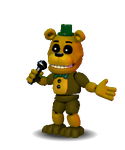 Adventure circusfredbear20042 *gift* by Spiderboygames