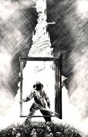 The Dark Tower by Garrenh