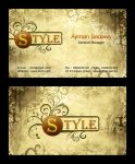 Style Card 1 by fewela