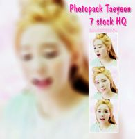 Photopack Taeyeon2 by Katori27122000