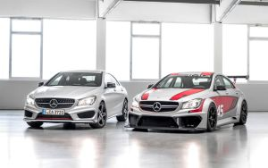 2014 Mercedes-Benz CLA 45 AMG Racing Series by ThexRealxBanks