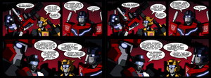 TF:Ignition  Page 015 Recreation Comparison by KrisSmithDW