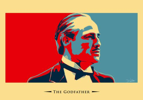 The Godfather by 2-0-1-9