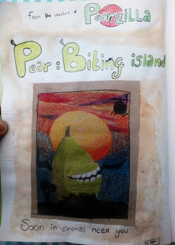 Pear: Biting Island ~ Journal Page 28 by hananas59