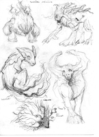 Sketches 20 by DigitalCrest