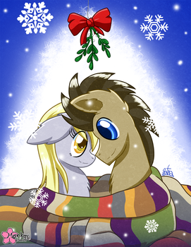 It Must Have Been the Mistletoe by CloudDG