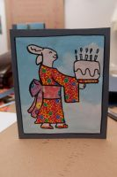 Sehra's Bday Card by pinguino