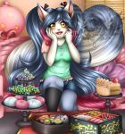 Lunar commission - Sweets lover by RedRose-Shana
