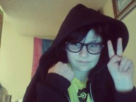i got glasses and i look like a real nerd by fiIth