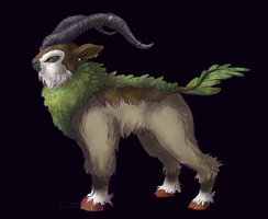 GOGOAT by Simply-Psycho