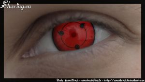 Sharingan by WannTrad