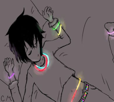 Phillip AFTER RAVE by iluvbleach