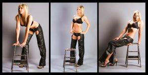 Kristen Triptych by deadlanceSteamworks