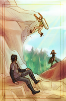 Myriad Adventures: scaling cliffs for profit by Meibatsu