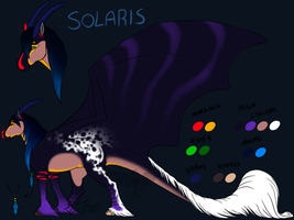 Solaris 2.0 Ref. Sheet by Night-Anders