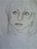 Courtney Love 2009 by vacillei