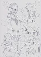 Call of Donuts. by TantyoNishikigoi