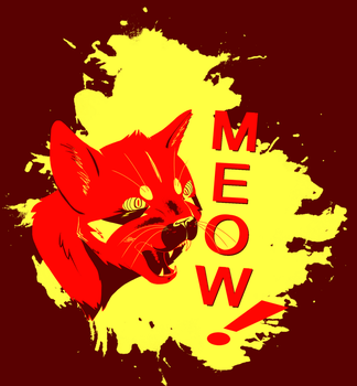 MEOW! Design by Miiroku