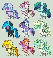 20 Point Adopts CLOSED by fluffyfluffx