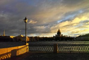 Windy Autumn in Saint-Petersburg... _2_ by my-shots