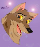 Balto by chibiansem02