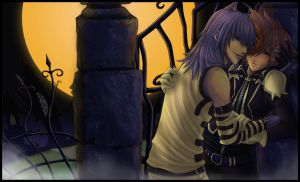 KH: Who's Afraid by tealgeezus