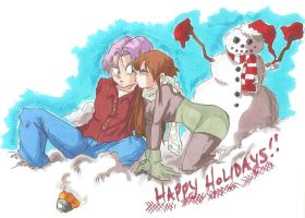 TxS: Happy Holidays 2010 by Swamnanthas