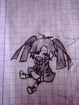 Ene Chibi (Kagerou Days) by maLa-vaMp
