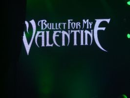 Bullet For My Valentine by illusiveexistence