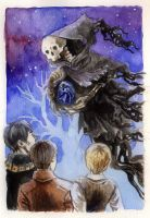 Three brothers and the death by Yonetee