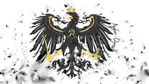 Prussian eagle by Anger-Queen