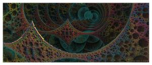 Psychedelic Passage by eccoarts